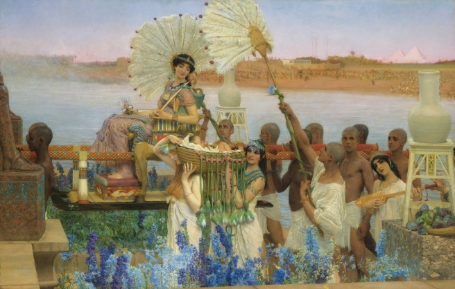 sir_lawrence_alma-tadema_-_the_finding_of_moses